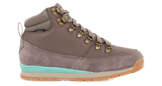 The North Face Back-To-Berkeley Redux Shoes Women morel brown/surf green
